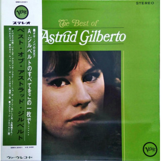 The Best Of Astrud Gilberto