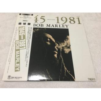 Bob Marley 1945-1981