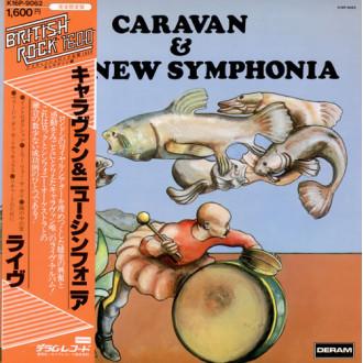 Caravan&The New Symphonia