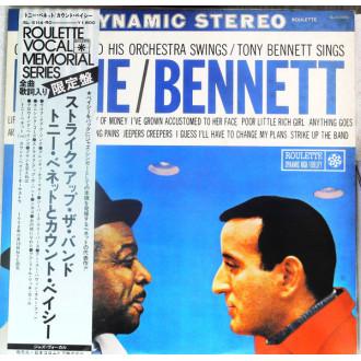 Count Basie Swings / Tony Bennett Sings