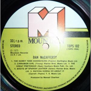 Dan McCafferty