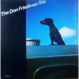 The Don Friedman Trio