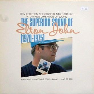 The Superior Sound Of Elton John (1970-1975)
