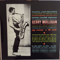 The Genius Of Gerry Mulligan