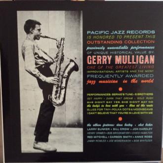 The Genius Of Gerry Mulligan