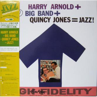 Harry Arnold + Big Band + Quincy Jones = Jazz!