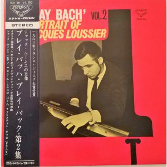 Play Bach Nº 2 - Portrait of Jacques Loussier