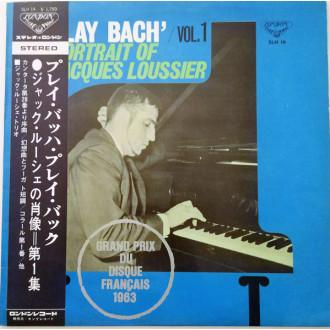 Play Bach Nº 1 - Portrait of Jacques Loussier