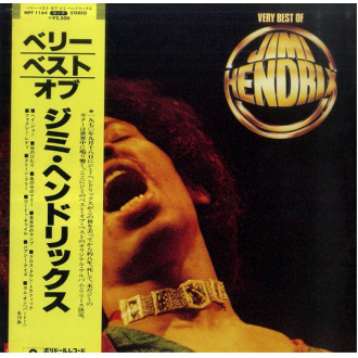 Very Best Of Jimi Hendrix