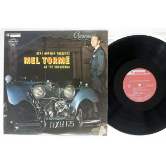 Gene Norman Presents Mel Torme At The Crescendo