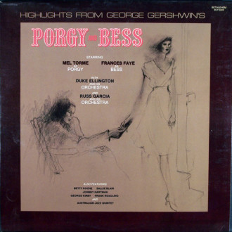 """Highlights From George Gershwin's """"Porgy And Bess"""""""