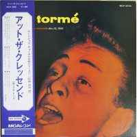 Gene Norman Presents Mel Tormé (Actually Recorded At The Crescendo Dec.15, 1954)