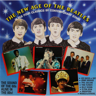 The New Age Of The Beatles (18 Fab Four Classics By Contemporary Stars)