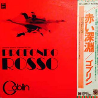 Profondo Rosso (Colonna Sonora Originale Del Film)