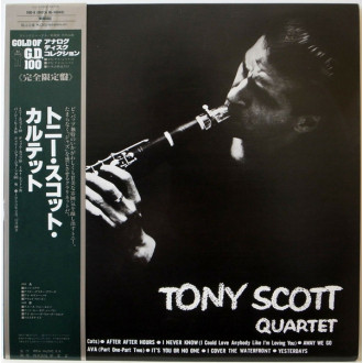 Tony Scott Quartet