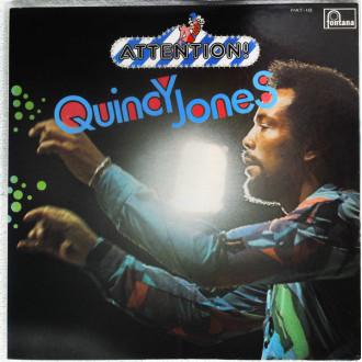 Attention! Quincy Jones