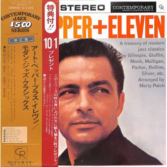 Art Pepper + Eleven (Modern Jazz Classics)