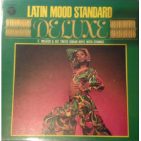 With the Strings - Latin Mood Standard/De Luxe