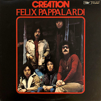 Felix Pappalardi And Creation