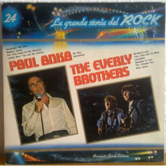 Paul Anka / The Everly Brothers