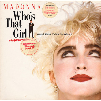 Who's That Girl (Original Motion Picture Soundtrack)