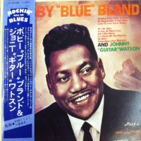 """Bobby """"Blue"""" Bland And Johnny """"Guitar"""" Watson"""
