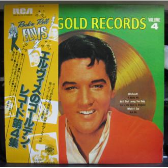 Elvis' Gold Records - Volume 4