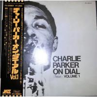 Charlie Parker On Dial Volume 1