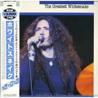 The Greatest Whitesnake