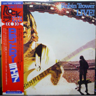 Robin Trower Live!